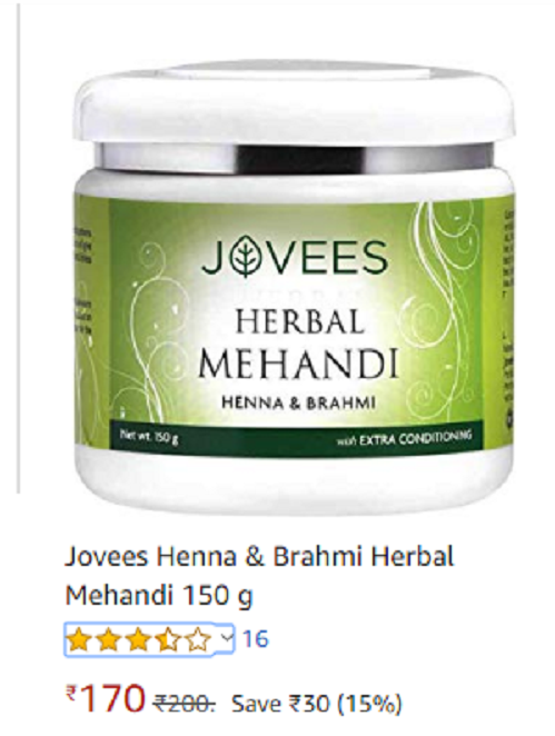 बालों के लिए सबसे अच्छी मेहंद कौन सी है – Best Henna Powder for Hair in Hindi